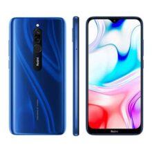 Xiaomi Redmi 8 Dual SIM 32GB 3GB RAM Sapphire Blue
