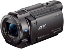 Sony FDR-AX33/BC UC2 Handycam con Sensor Exmor R