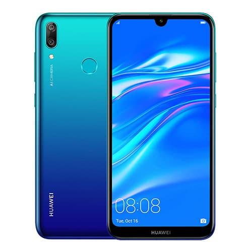 """Huawei DBU-LX3 Y7 - Smartphone de 6.26"""", Azul"""