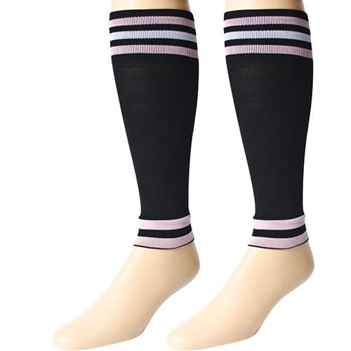 LegHers Couture - Calentadores de piernas de compresión para Mujer