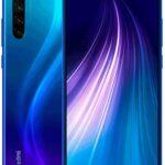 Xiaomi Redmi Note 8 64 GB + 4 GB de RAM, 6.3 pulgadas LTE 48 MP Smartphone desbloqueado de fábrica GSM - Versión internacional, Azul (Neptune Blue)