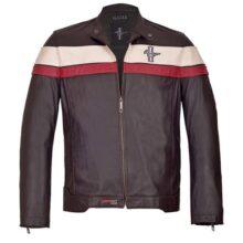 Mustang Chamarra Café Cobra Jacket Piel Genuina Muco 192
