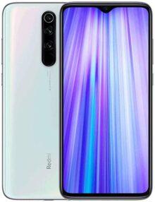 Xiaomi Redmi Note 8 Pro Smartphone desbloqueado de fábrica 128GB, 6GB RAM 6.53 pulgadas LTE GSM 64MP - Modelo global, Blanco Perlado, 128 GB