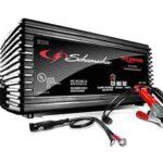 Schumacher - Mantiene las baterías completamente automáticas, 1.5A