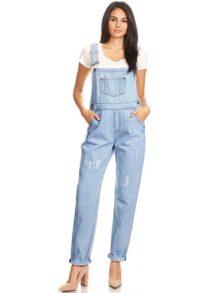 ANNA-KACI - Jeans Ajustables, Estilo clásico, para Mujer