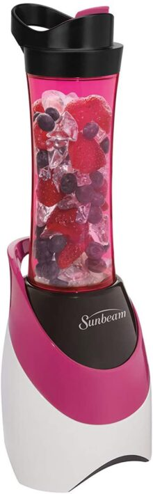 Licuadora Personal Sunbeam My Mix, color Rosa