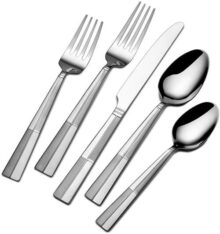 Lifetime Brands 5114325 - Cubierto (Stainless steel)