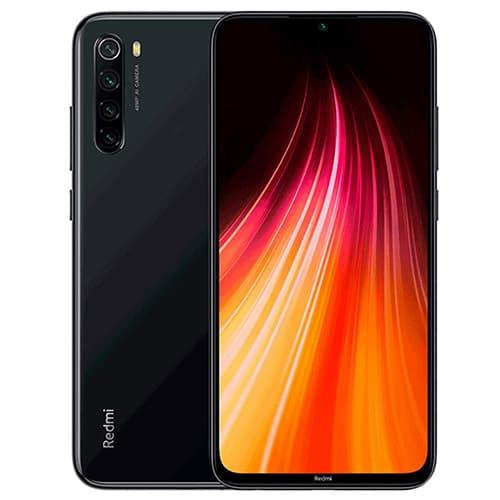 Xiaomi Redmi Note 8 64 GB + 4 GB de RAM, 6.3 pulgadas LTE 48 MP Smartphone desbloqueado de fábrica GSM - Versión internacional, Negro espacio