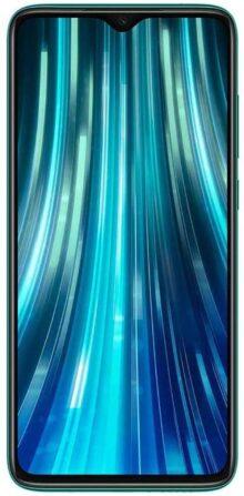 "Xiaomi Redmi Note 8 Pro, 128GB/6GB RAM 6.53"" HDR, Helio G90T Octa-Core, Verde - Version Global Desbloqueado"