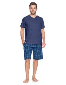Ashford & Brooks – Conjunto de Pijamas para Hombre