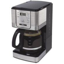 Cafetera Oster Acero Inoxidable Mod. BVSTDC4401-013