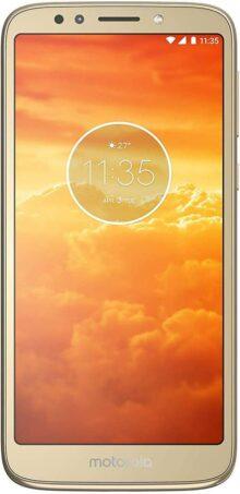 Motorola PACW0032MX Moto E5 play XT 1920 Moto E5 Play, Dorado