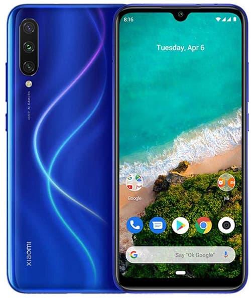 Xiaomi Mi A3 Dual SIM 128GB 4GB RAM Blue