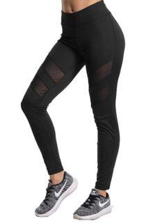 FITTOO Mallas Deportes Cinco Estilos Mujer Leggings Yoga Pantalones de Alta Cintura elásticos y Transpirables con Gran Elásticos