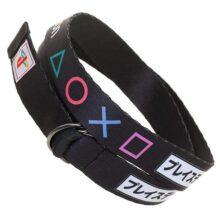 Cinturón de tela con anilla en D para Playstation