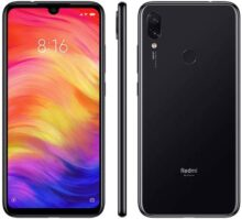 Xiaomi Redmi Note 7, 64GB/4GB RAM, 6.30'' FHD+, Snapdragon 660, Negro - Version Global Desbloqueado