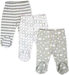 Spasilk - Pantalones de algodón para bebé (3 Unidades)