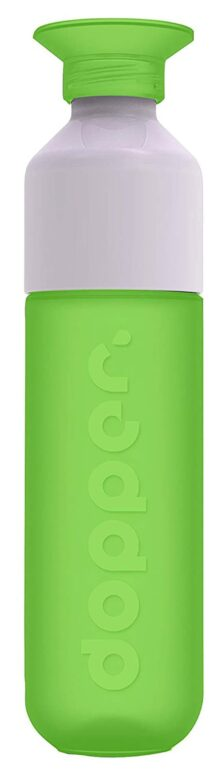 Dopper - Botella de agua, Manzana Verde (Apple Green), 1