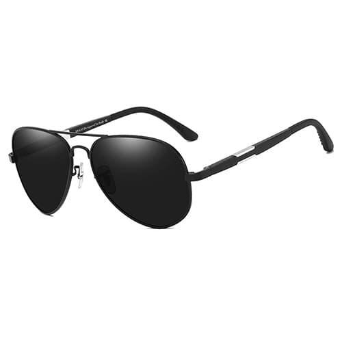 DUCO Gafas de Sol de Piloto Polarizadas Premium 100% Protección UV 3026