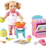 Little Mommy Preparando Galletas