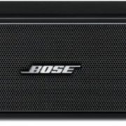 Bose Solo 5 TV - Sistema de sonido,  Entrada auxiliar de 3.5 mm,  Bluetooth, Negro