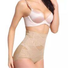Bellati Panty Faja Extra Control MODELADORA Reduce Cintura Y Levanta GLUTEOS Beige
