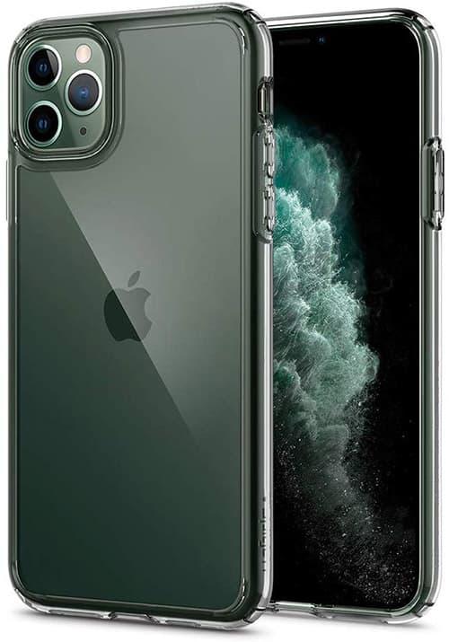 Funda iPhone 11 Pro Max Case Spigen Ultra Hybrid para Apple iPhone 11 Pro Max (2019) - Crystal Clear