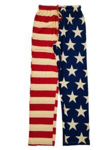 Disguise - Pantalones de Pijama para Hombre, diseño de la Bandera de EE. UU.