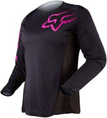 Fox Racing Blackout 180 Prix Playera de motocross, todoterreno, MotoX, de manga larga, para mujer, motorcross-motocicletas, *, X-large