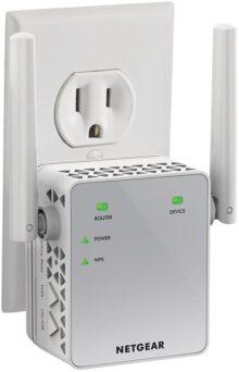 Netgear EX3700-100NAS AC750 Extensor de Rango Wi-Fi