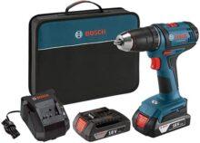 """Bosch DDB181-02  - Kit de taladro de herramientas eléctricas, 18 voltios, ½ """""""