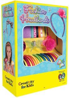 Creativity For Kids Set para Hacer Diademas