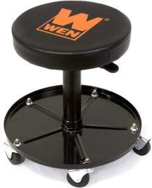wen 73012300Lb Capacidad Taburete (Rolling mecánico neumática