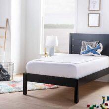 Linenspa - Protector de sábanas antiderrapante Impermeable con Capa de Relleno Altamente Absorbente y Funda de Mezcla de algodón Suave