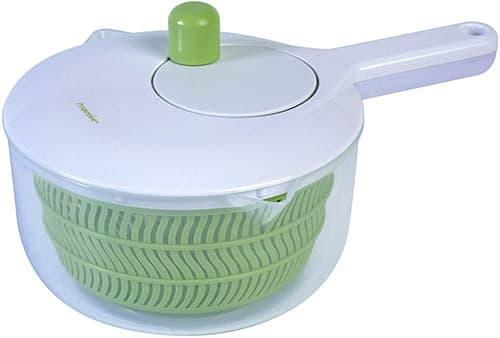 Progressive Prepworks Centrifugador de ensalada (con asa)–10 tazas