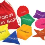 Learning Resources Educational Insights Formas de Beanbags