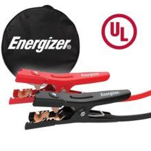 Energizer - Cables pasa corriente, 4 Gauge 16FT