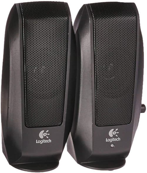 Logitech - S120 - Bocinas para Computadora 2.0 - Negro