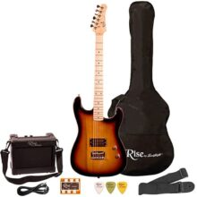 Rise by Sawtooth Electric Guitar Pack