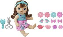 Baby Alive Muñeca Peinado Mágico Castaña Doll