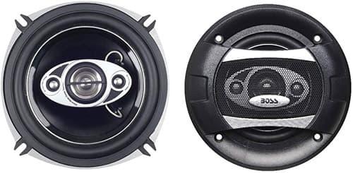 Boss Audio P55.4C Phantom Parlante para automóvil de 4 vías, 300 vatios, 5.25 in 3.33 cm), 2 Unidades