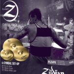 Zildjian PLZ4PK Paquete Platillos Planet Z Contras 14