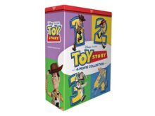 Paquete Toy Story (1-4) - DVD