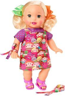 Little Mommy, Bebita, Muñecas Tierna Como Yo Taini Fansenses de Distroller. Edades 2+ Años.