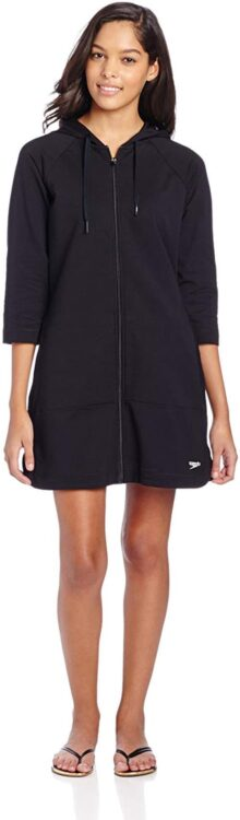 Speedo 7237139 Aquatic Fitness Robe for Women's