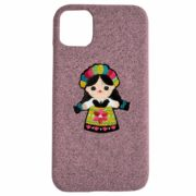 BY MEXICO Carcasa- Funda para celular IPHONE 11 MARÍA