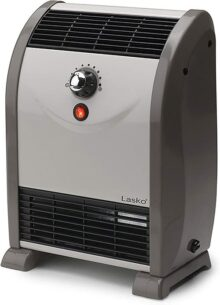 Lasko Automatic Air-Flow Heater - Calefactor Brown