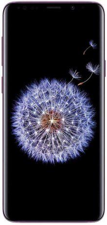 Samsung Galaxy S9 + desbloqueado Smartphone - Midnight negro - Garantía de US Sólo el teléfono, S9+, Lila Púrpura (Reacondicionado)