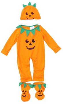 Rubie's Costume My First Halloween Lil Pumpkin Jumper Costume