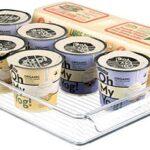 Interdesign Bandeja para Refrigerador o Congelador, 30.5 X 5.1 X 36.8 cm, Transparente